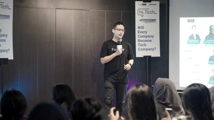 Hi Tech Conference © 2019 brilio.net