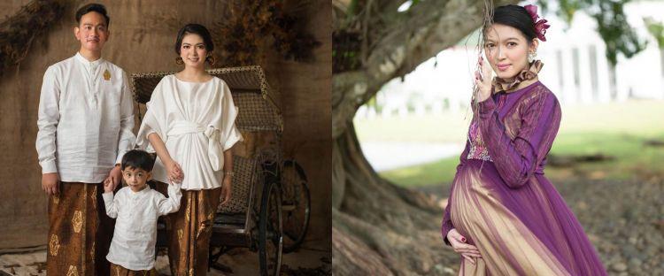 Gibran unggah foto akikah, wajah polos Selvi Ananda curi perhatian