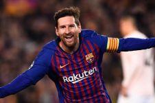 6 Rahasia Lionel Messi yang tak diketahui, ternyata jago masak