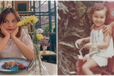 7 Potret masa kecil Safira Crespin, polos belum mengenal cinta