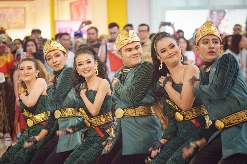 indonesia menari © 2019 brilio.net