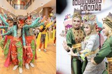 4 Fakta di balik meriahnya Indonesia Menari 2019, ada 7.000 penari