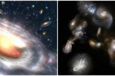 Penemuan baru 12 objek super besar di alam semesta, bikin bergidik