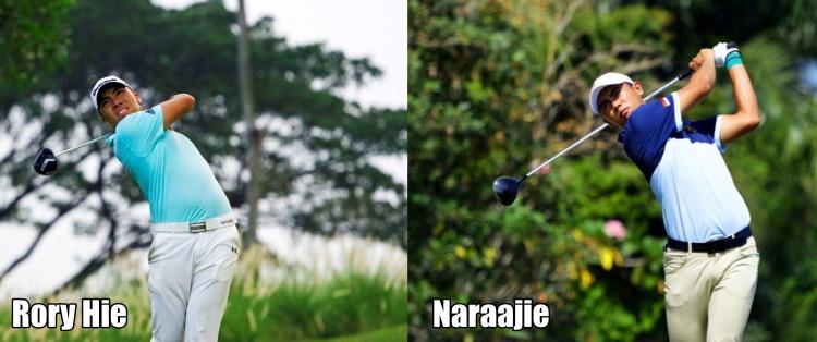 Dua pegolf favorit Indonesia siap bersinar di BNI Indonesian Masters