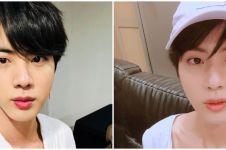 Jin BTS resmi menjadi cowok terganteng sedunia 2019