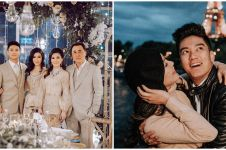 6 Foto prewedding Boy William dan Karen Vendela di Paris
