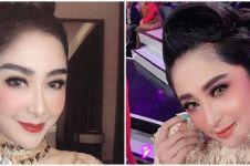 Uut Permatasari & Dewi Perssik manggung bareng, parasnya mirip