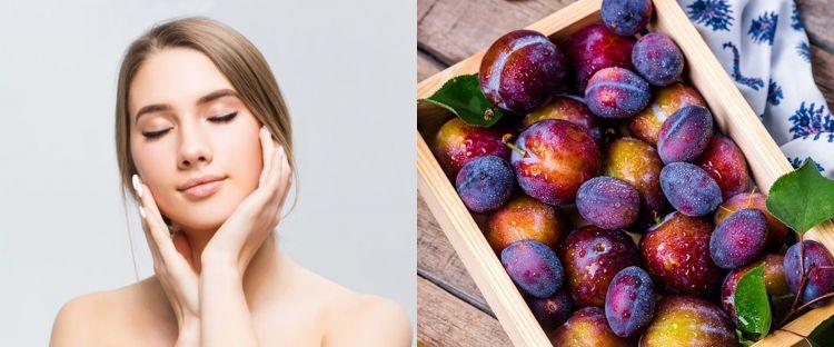 7 Manfaat buah plum untuk wajah, alami dan aman