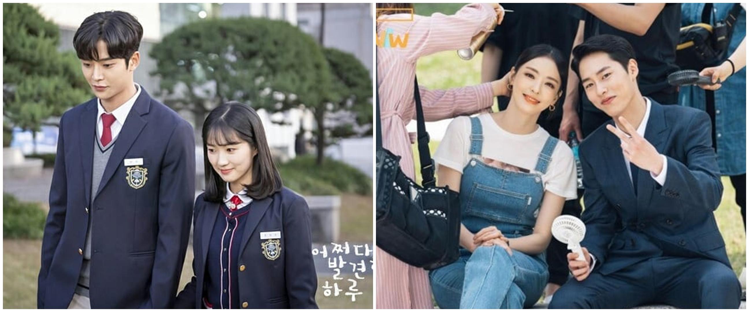 5 Drama Korea dengan tokoh dan alur mirip Extraordinary You
