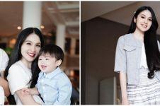 Sandra Dewi tak pernah beri kado ke suami, ini alasannya