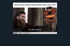 8 Meme lucu Ballon d'Or 2019 ini bikin asik cekikikan