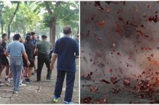 4 Fakta ledakan di Monas, lukai dua anggota TNI
