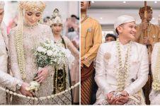 10 Momen pernikahan Citra Kirana & Rezky Aditya pakai adat Sunda
