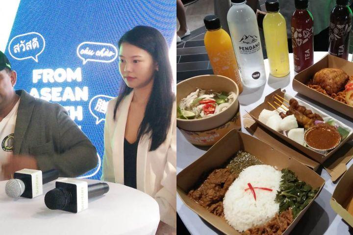Menu hidangan penerbangan AirAsia kini bisa dinikmati di darat