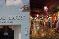Sensasi berburu oleh-oleh di Central Market Kuala Lumpur