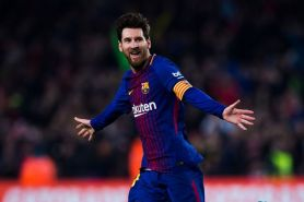 5 Prestasi Messi ini tercatat dalam Guinness World Records