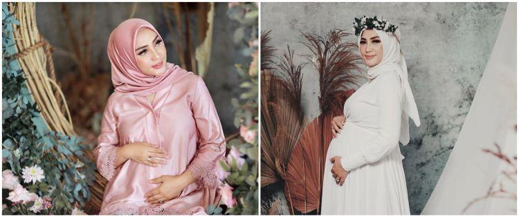 Hamil anak ketiga, ini 7 potret maternity Yulita MasterChef
