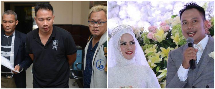 Buntut kasus gerebek rumah Angel Lelga, Vicky Prasetyo tersangka