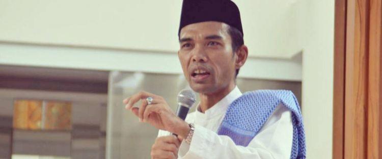 Ustaz Abdul Somad resmi ceraikan istrinya
