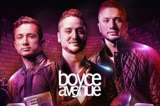 Boyce Avenue siap sapa penggemar di Jakarta