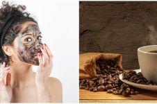 7 Manfaat kopi untuk kecantikan dan cara membuatnya