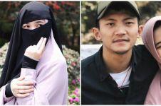 Jarang tersorot, ini 6 potret Kulsum istri Ihsan Maulana Mustofa
