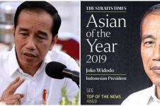 Jokowi raih anugerah Asian of The Year dari The Straits Times