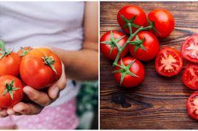 25 Manfaat tomat untuk kecantikan dan kesehatan, serta cara penggunaan