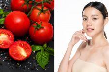 11 Manfaat tomat untuk kecantikan dan cara memakainya