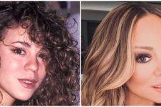 Beda penampilan 10 penyanyi Hollywood era 90-an dulu vs kini