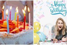 40 Kata-kata ucapan ulang tahun, keren dan berkesan