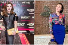 7 Adu gaya Benny Jannah & Shella, aspri Hotman Paris yang glamor