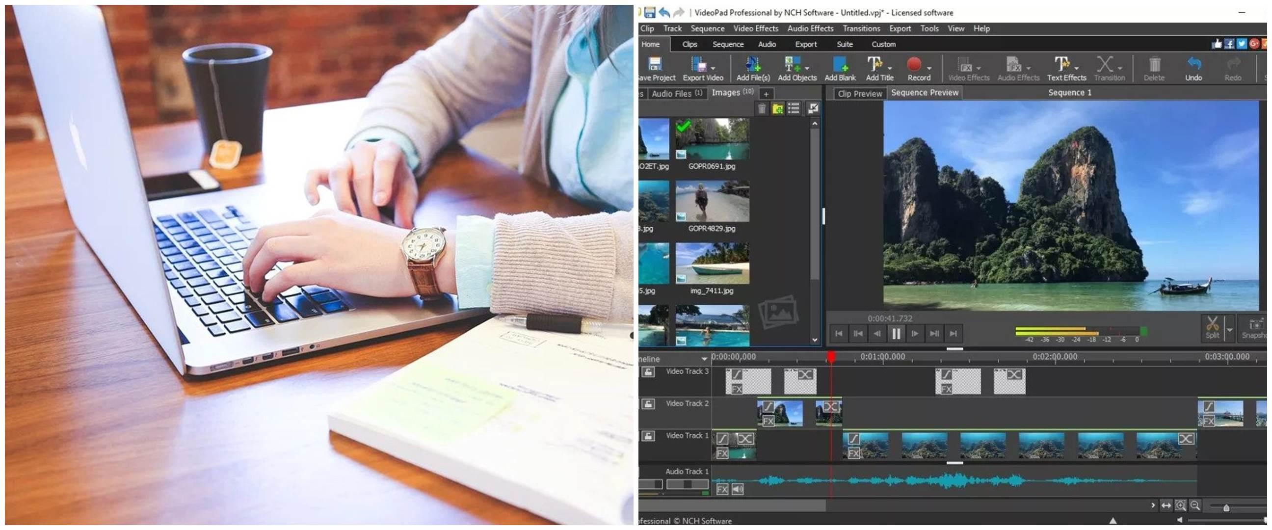 15 Aplikasi edit video PC terbaik, gratis, dan ringan