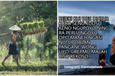 60 Kata-kata mutiara Bahasa Jawa kehidupan, menyentuh hati