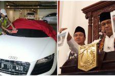 1.100 Mobil mewah di Jakarta tunggak pajak, total Rp 37 miliar
