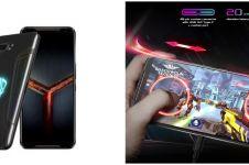 5 Spek dewa ASUS Phone ROG II, AirTriggers bikin gamer PUBG ngiler
