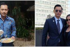 Gaya 'sangar' Agus Yudhoyono dengan style rambut baru, tuai pujian