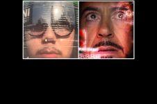 7 Gaya driver ojek online berasa tokoh super, kocak banget