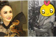 5 Potret masa kecil Yuni Shara, imutnya tak banyak berubah