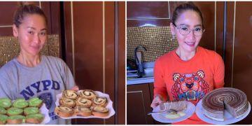 5 Resep kue kekinian ala Inul Daratista, bukti jago masak