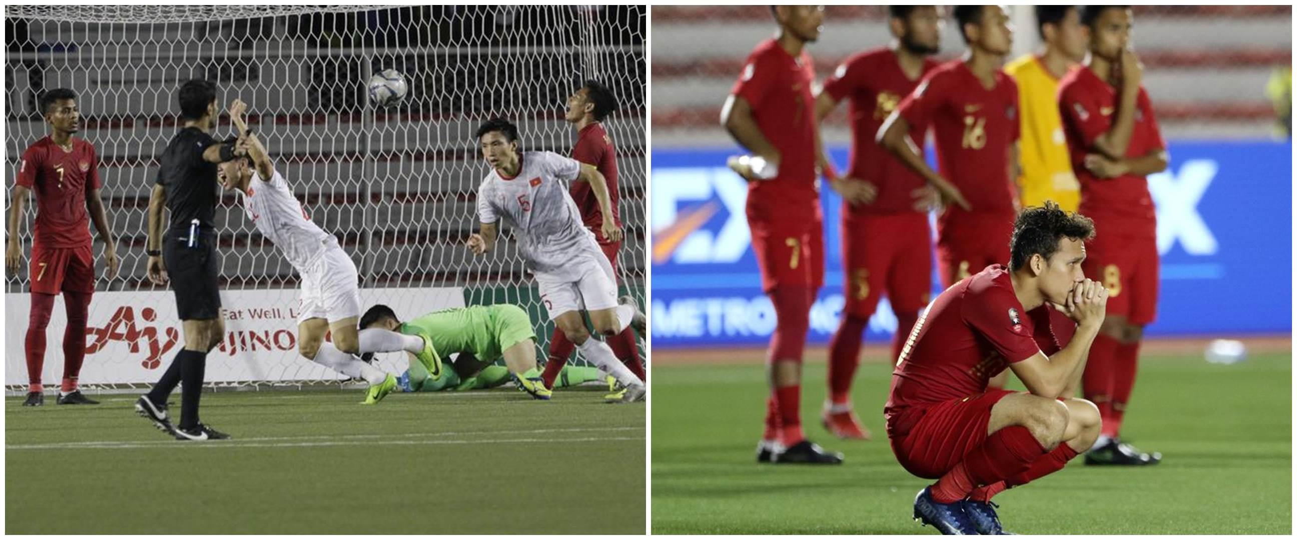 7 Fakta kekalahan Timnas U-22 dari Vietnam di final SEA Games 2019