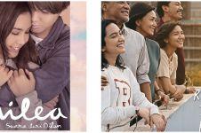 5 Film romantis Indonesia tayang 2020, ada Milea: Suara dari Dilan