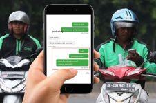 10 Chat lucu driver ojek online salah ketik ke pelanggan, kocak