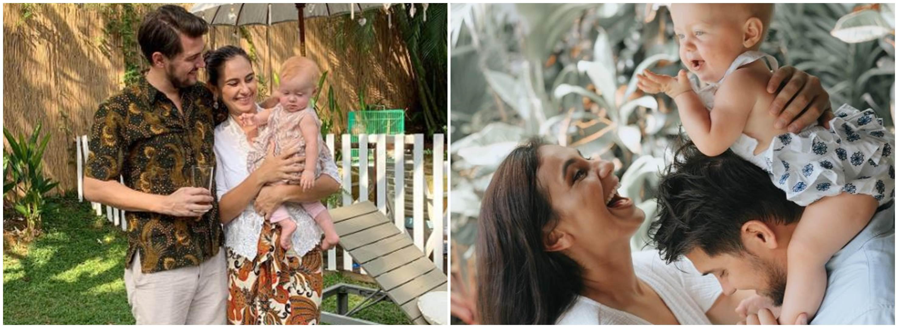 Hamil anak kedua, ini 7 potret keluarga kecil Marissa Nasution