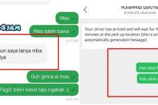9 Momen driver ojek online salah bawa penumpang, bikin heran