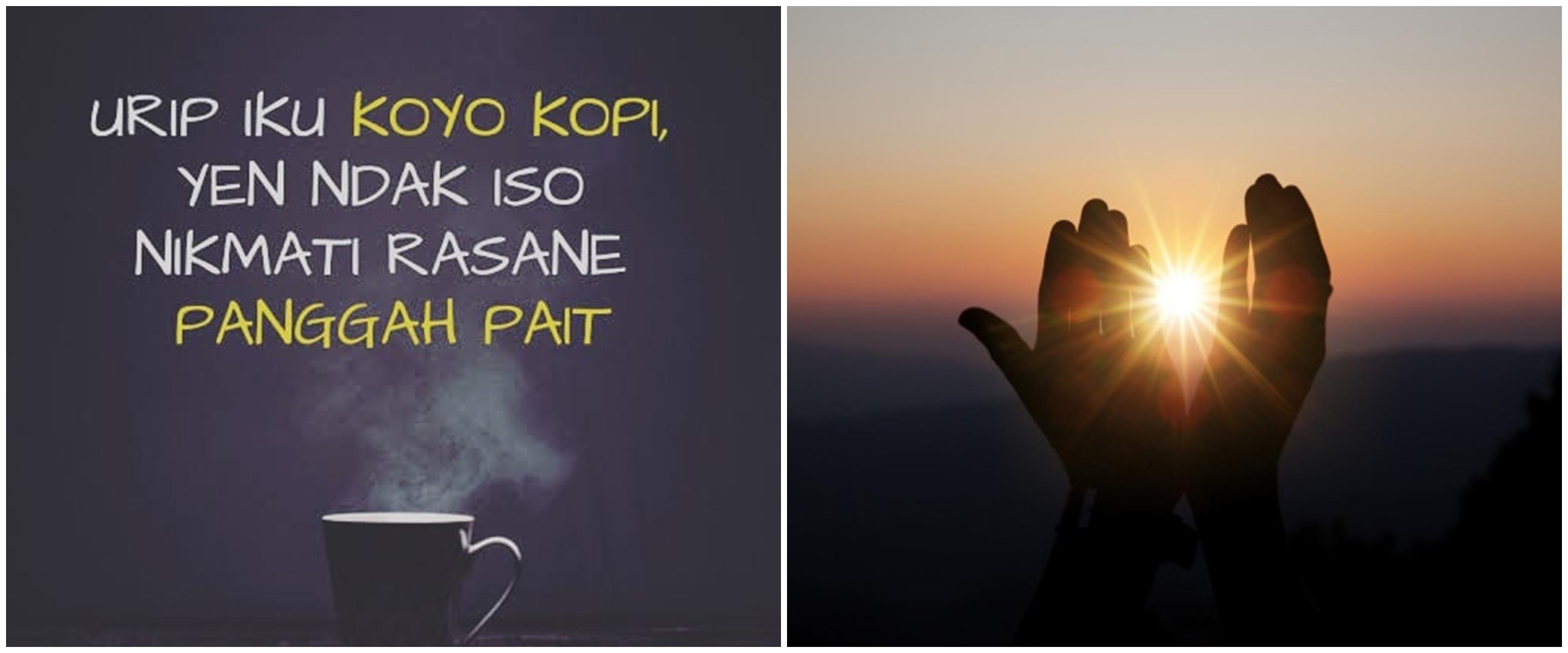 105 Caption bahasa Jawa paling keren dan penuh arti, bikin banyak Like