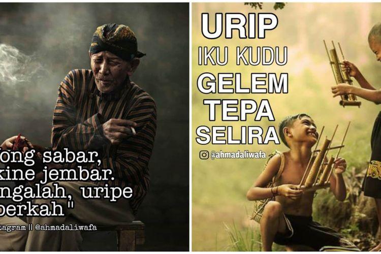 Caption Bijak Jawa