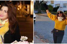 Tak kalah glamor, ini 6 gaya Hana Shabab ibu Tania Nadira
