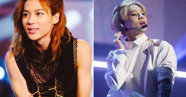 transformasi maknae idol k-pop  Twitter