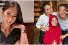 Momen Paula ketemu 4 mantan Baim Wong, ekspresinya bikin salut